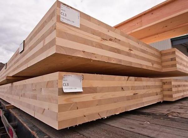 胶合木生产商