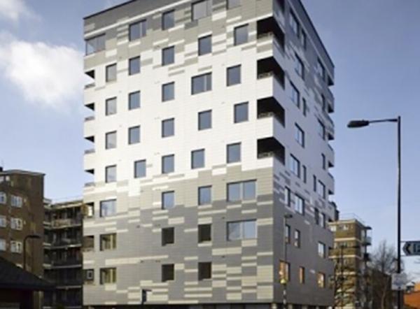 英国九层公寓