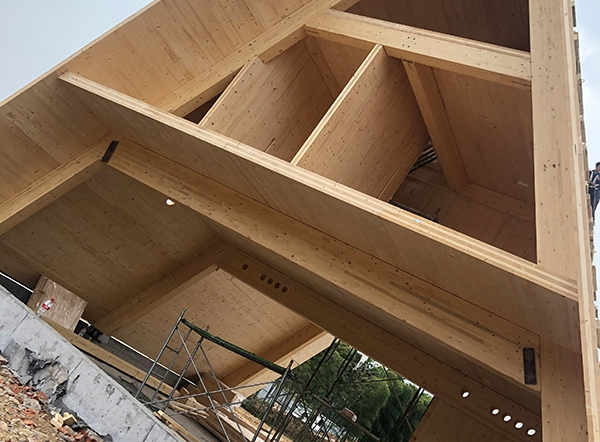 装配式木结构